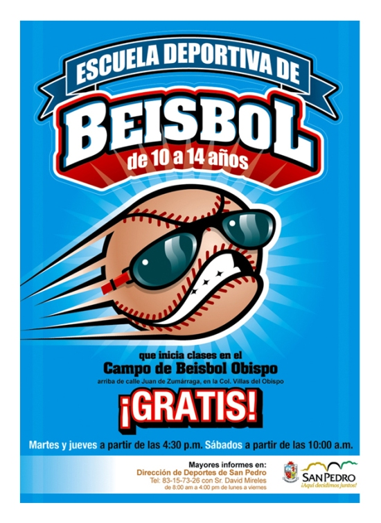 Baseball school