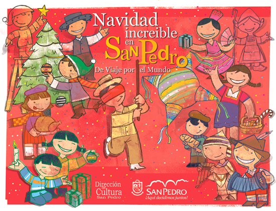 Christmas Holidays in San Pedro
