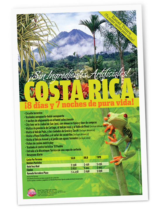 Costa Travel Agent Portal