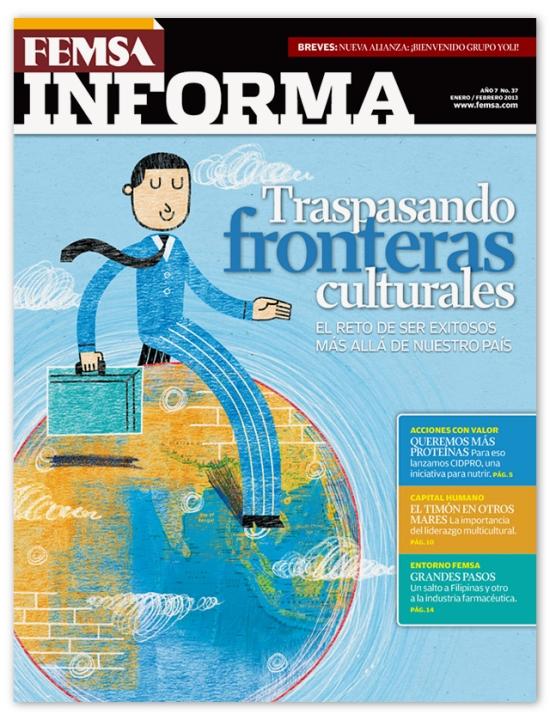 Traspasando Fronteras Culturales