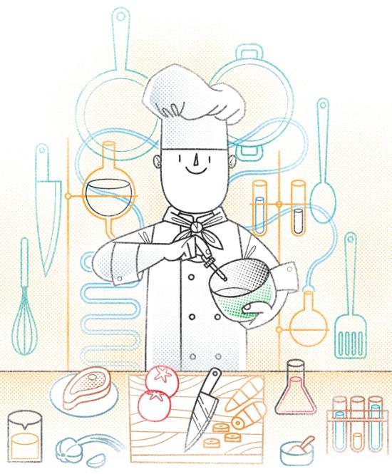 Chefs, Científicos Y Viceversa