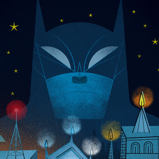 'Gotham City', Client: Publicaciones Semana, Magaziine: Avianca En Revista