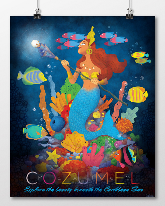 Cozumel Mermaid
